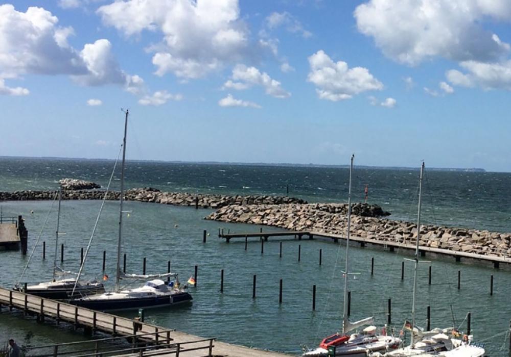 Hafen von Lohme / Bild 1