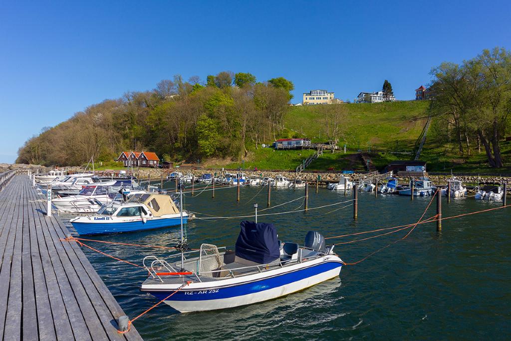 Hafen von Lohme / Bild 2